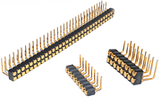 3.0mm Pitch Right angle Female Pin Connector